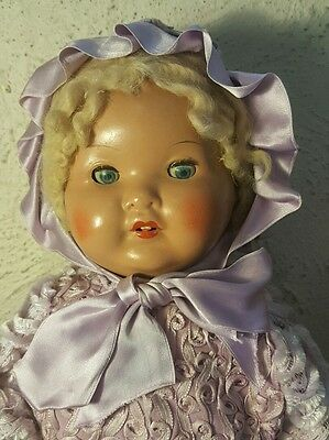 Australian Composition baby doll 1930s