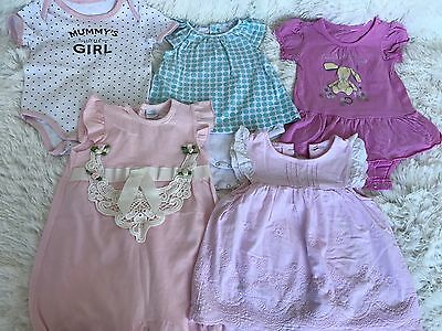 Baby Clothes Girl Size 00-0