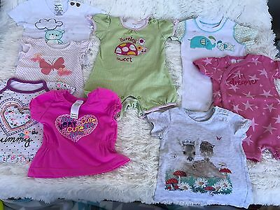 Baby Clothes Girl Shirt Size 00-0