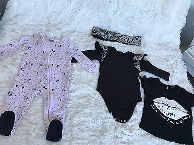 Baby Clothes Girl Size  Cotton On Kids 00-0