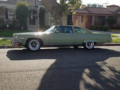 1975 Buick Electra  Buick Electra  225