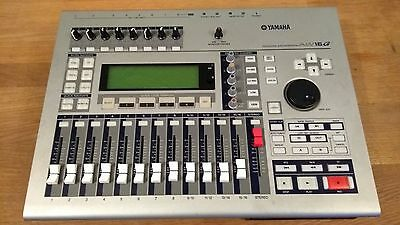 Yamaha aw16g multitrack audio recorder
