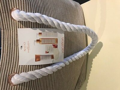NATIO WELLNESS VACATION GIFT PACK WITH BEACH TOTE - Brand New Unopened