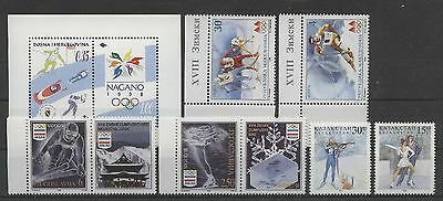 Olympiade 1998, Olympic Games - LOT ** MNH