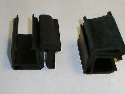 1 (ONE) INCH - GOLF CART WINDSHIELD TOP CLIPS FOR CLUB CAR AND YAMAHA Golf Cart
