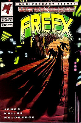 FREEX   { Malibu  -  August  1994 }   Destiny  Trail    ## 12  ## 13
