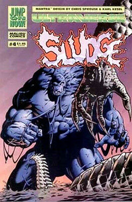 SLUDGE  { Malibu  -  Jan  1994 }   ## 4  ## 5