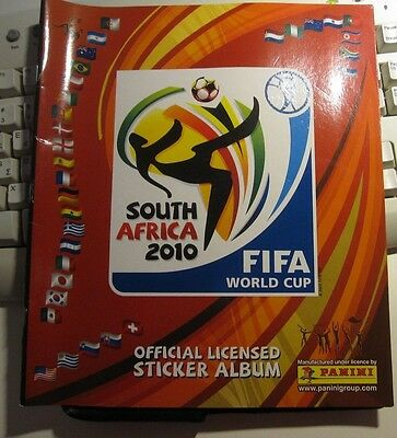 Panini FIFA 2010 World Cup South Africa