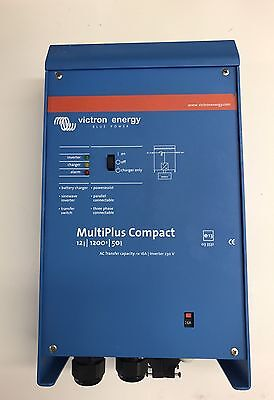 Victron Energy Blue Power Multiplus Compact Inverter/Charger 12v 1200VA 50AMP