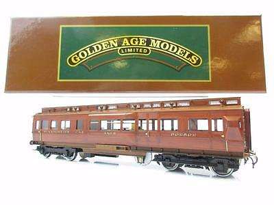 Golden Age Models Oo 2A Teak Dynamometer Coach 902502, Stunning!