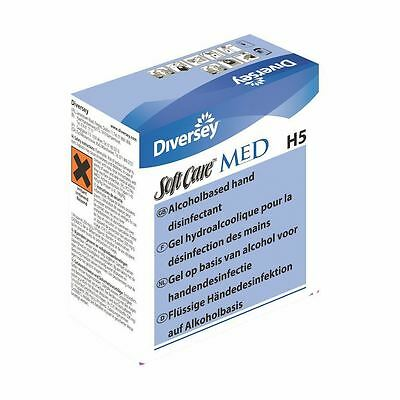 Diversey Soft Care Med H5, Liquid Soap, 800ml