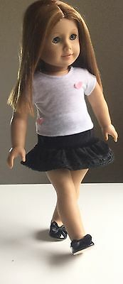 "Fit American Girl Our Generation Gotz 18"" Doll Clothes Outfit And Shoes"