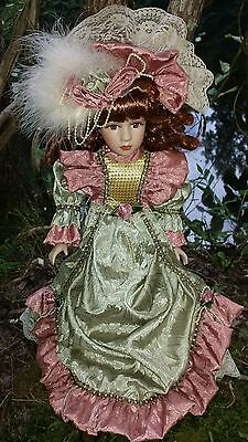 Haunted Doll Story w/ Porcelain High Priestess / Spell caster, Black Magic