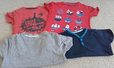 Boys Tshirts age 2 to 4 years old