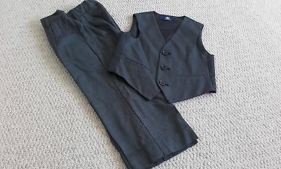 Duck & Dodge boys waistcoat trousers/ suit age 2 to 3 years old