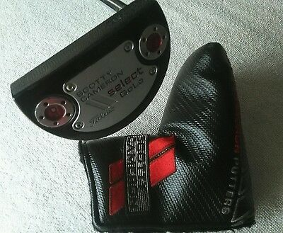 "Putter Titleist Scotty Cameron           Select Golo 35"" Rh"