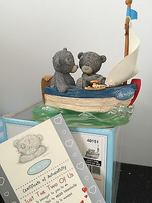 Just The Two Of Us -Rare Boxed Limited Edition Me To You Figurine Resin Ornament