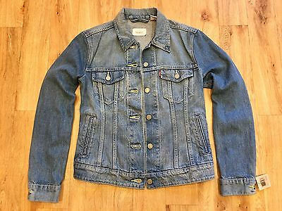 Levi's Denim Jacket / S / Small / New With Tags / Men's / Unisex / Classic