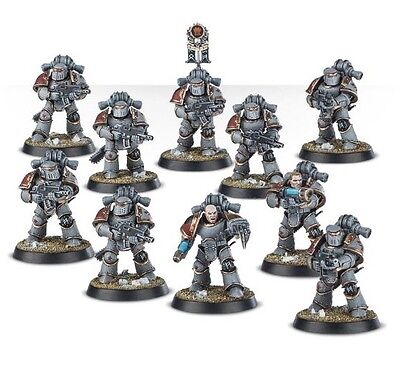 Warhammer 40k 40,000 Mark III Space Marines x10 Burning of Prospero