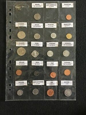 Pre Owned Foreign Coin Set