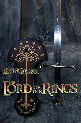 Anduril Sword Sword of Aragorn/Lord of the Rings/LOTR/Weta/United Cutlery/UC1380