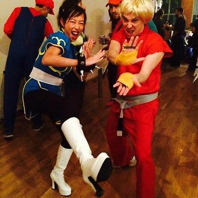 Street Fighter Costumes