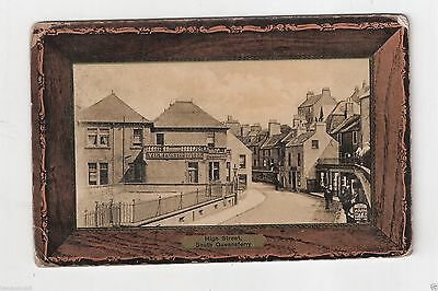 High Street South Queensferry View Forth Hotel West Lothian Scotland