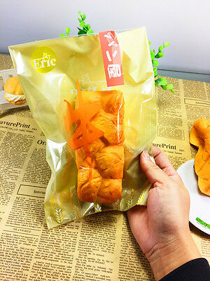 Eric 10cm Jumbo English Bread Squishy Toy Slow Rising Spiciness Cellphone Strap