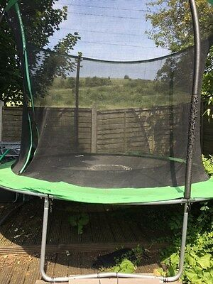 Trampoline 10ft with enclousure (safety net)