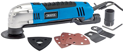 Draper 300W 230V Oscillating Multi-Tool Kit 23666