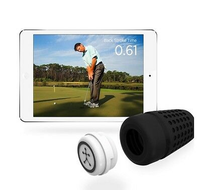 Blast - Precision Golf Swing & Stroke Analyser