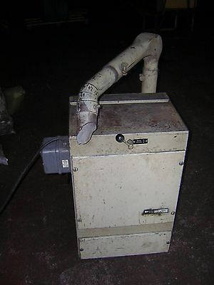 DCE  DUST  EXTRACTOR  (single phase)