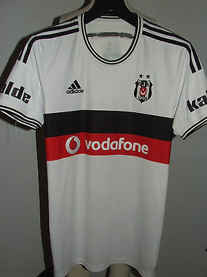 MAGLIA CALCIO SHIRT TRIKOT MAILLOT CAMISETA MATCH WORN BESIKTAS FRIENDLY n°20