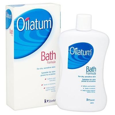 Oilatum Bath Formula 300ML (BRAND NEW, BOXED)