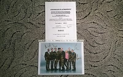 NCIS Cast - Mark Harmon Michael Weatherly Pauley Perrette Emily Wickersham RARE
