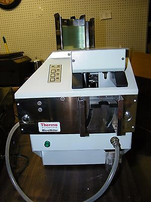 Thermo Scientific MicroWriter E22.01MWS Slide Labeler & Dust Extractor (2Z)