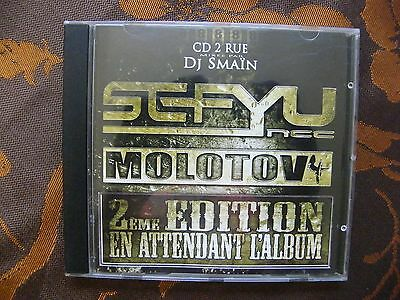 CD SEFYU - Molotov 4 - 2ème édition En Attendant L'Album / Unity Records