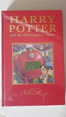 Harry Potter and the Philosopher's Stone Deluxe 1st Edition Sealed