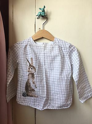 Zara Baby Girl 12-18 Top