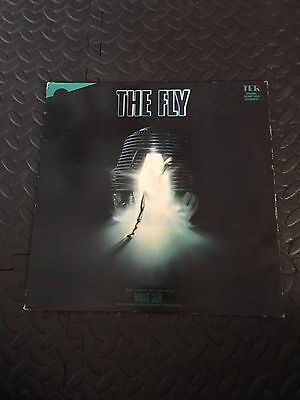 The Fly  Original Rare Soundtrack Vinyl Album