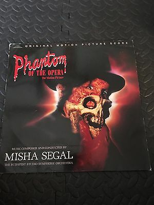Phantom Of The Opera Movie Album Original Rare Soundtrack Vinyl Album