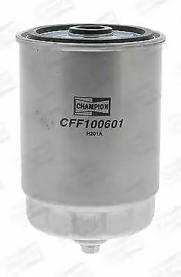 CHAMPION L601/606 / CFF100601 Fuel Filter Screw-on Replaces 31261190