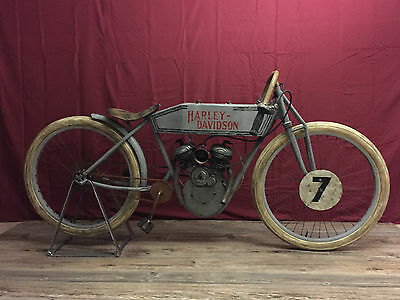 1914 Custom Built Motorcycles Harley Davidson Board Track Racer Replica Antique  1914 Harley Davidson Board Track Racer Replica Antique Motorcycle