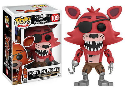 Five Nights At Freddy's - Foxy The Pirate Pop Vinyl Figure