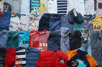 Bundle of boys clothes from 3-6 months old - FULL LIST & LOTS OF PICTURES INSIDE