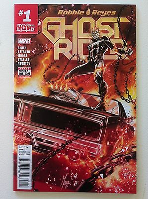 Ghost Rider (2016) #1 Regular Checchetto Cover Robbie Reyes Vf 1St Printing