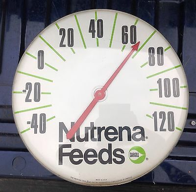 Nutrena Feeds 18 Inch Outdoor Thermometer