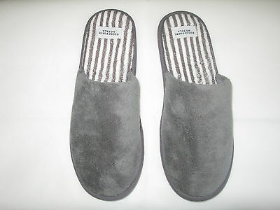 Rocco Forte Hotels Hotel De Russie Rome Hotel Slippers Gray And White