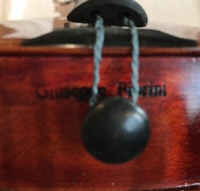 interessante Violine Geige beautiful Violin label & branded Giusppe Fiorini
