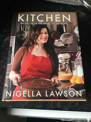 Kitchen: Recipes from the Heart of the Home, Lawson, Nigella Hardback Book The